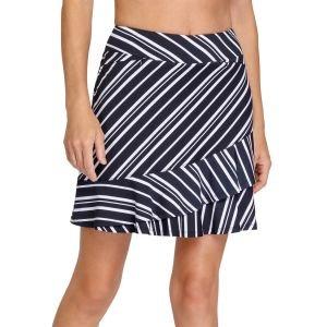 Tail Women's Kiana Golf Skort Spar Stripe