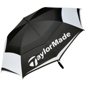 "TaylorMade Tour Double Canopy 64"" Golf Umbrella"