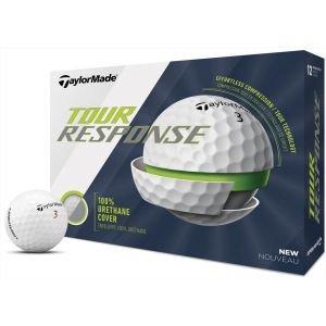 TaylorMade Tour Response Golf Balls 2020