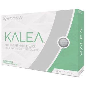 TaylorMade Womens Kalea Golf Balls - White
