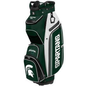Team Effort Michigan State Spartans Bucket III Cooler Cart Bag