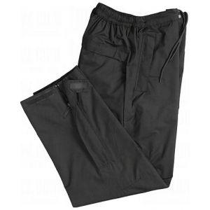 The Weather Company Unisex Microfiber Rain Pants Black