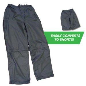 The Weather Company Zip Off Rain Pants