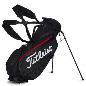 Titleist Premium Stand Bag Jet Black