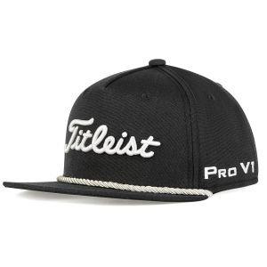 Titleist Junior Tour Rope Flat Bill Golf Hat 2020