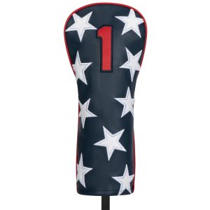 Titleist Stars & Stripes Leather Driver Headcover