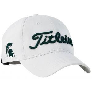 Titleist Collegiate Tour Performance Michigan State Spartans Adjustable Golf Hat