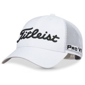 Titleist Tour Performance Mesh Legacy Collection Golf Hat - ON SALE