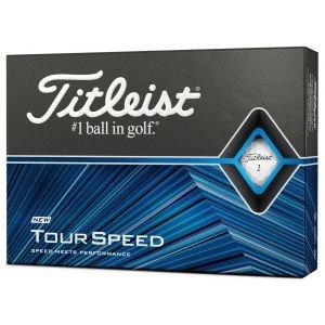 Titleist Tour Speed Golf Balls 2020