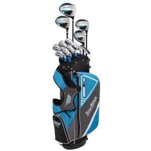 Tour Edge Bazooka 370 Complete Mens Golf Set