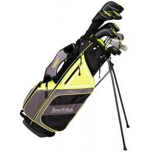 Tour Edge Bazooka 470 Black Complete Mens Golf Set