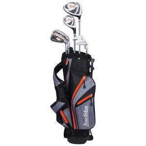 Tour Edge Hot Launch HL-J Junior Golf Set Orange