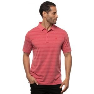 Travis Mathew Heater Golf Polo Shirt