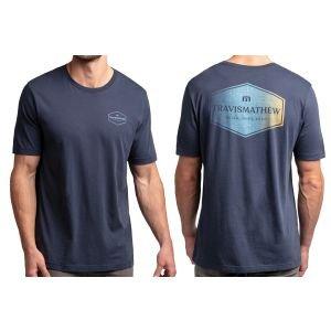 Travis Mathew Kosmos Golf T-Shirt