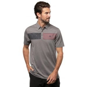 TravisMathew Out For The Night Golf Polo