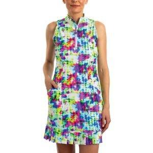 TZU TZU Sport Women's Shiloh Sleeveless Golf Dress