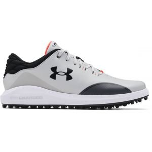 Under Armour UA Draw Sport Spikeless Golf Shoes Mod Gray/Pitch Gray