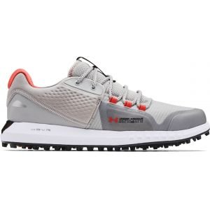 Under Armour UA HOVR Forge RC Spikeless Golf Shoes Grey