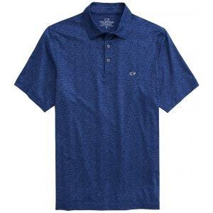 vineyard vines Printed Sankaty Golf Polo Shirt