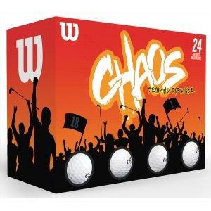 Wilson Chaos Golf Balls 2020