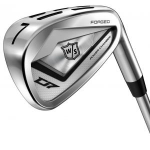 Wilson D7 Forged Irons 2020