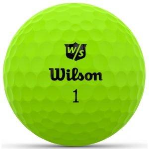 Wilson Duo Optix Golf Balls 2020