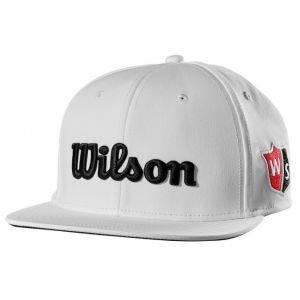 Wilson Flat Brim Golf Hat