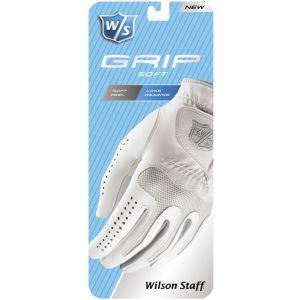 Wilson Womens Grip Soft Golf Gloves Packaging