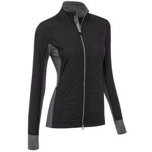Zero Restriction Women's Sydney Quilted Golf Jacket