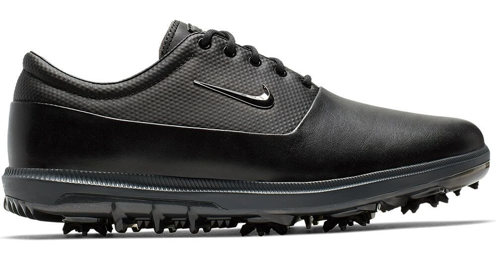 Nike Air Zoom Victory Tour Golf Shoes Black/Dark Grey