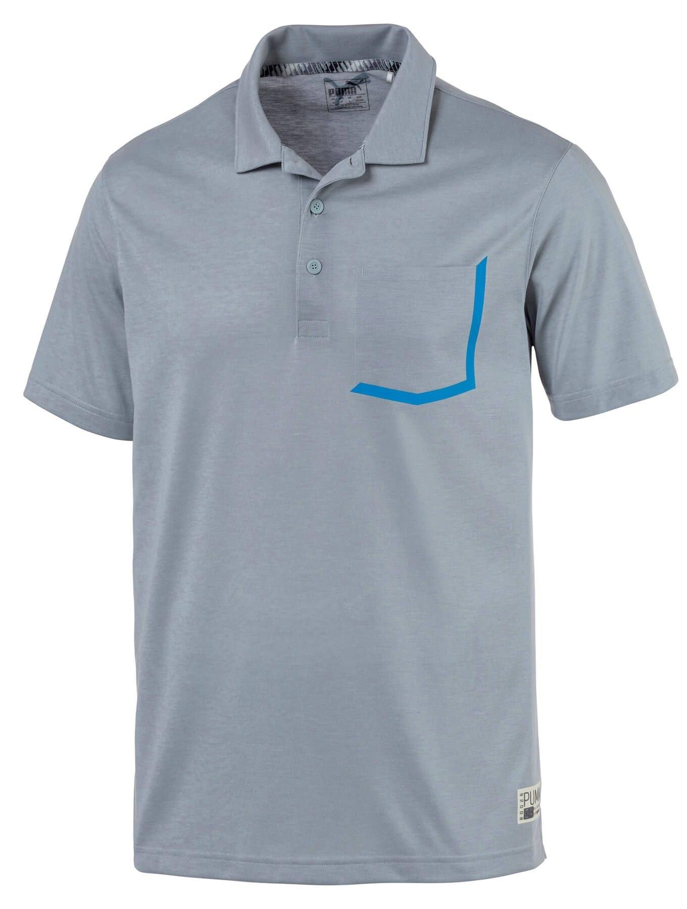 Puma Faraday Golf Polo Shirt - ON SALE