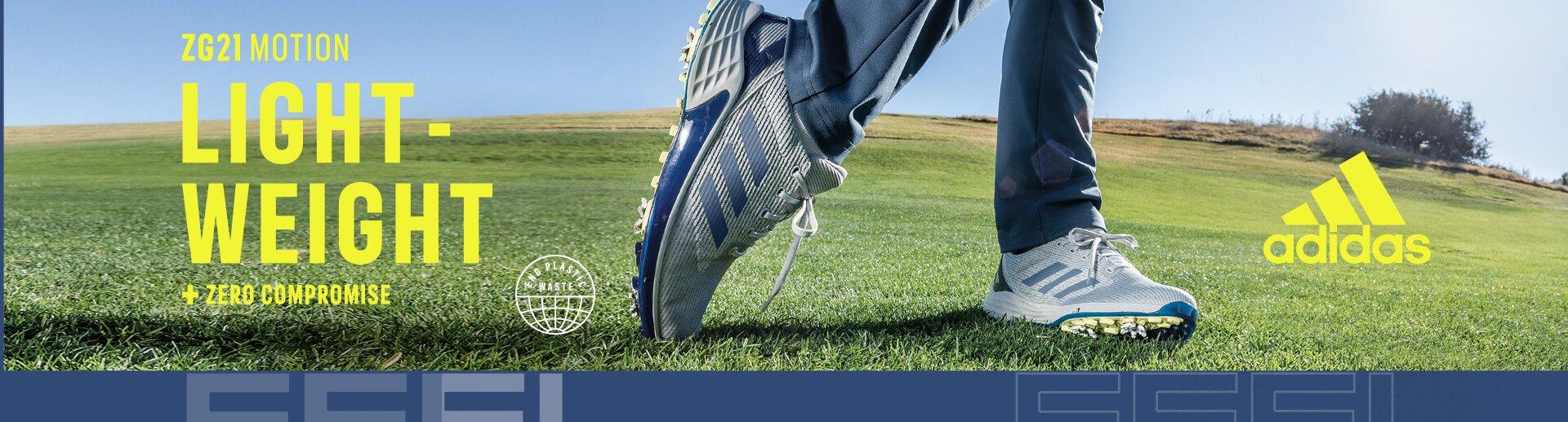 Adidas ZG21 Motion Golf Shoes
