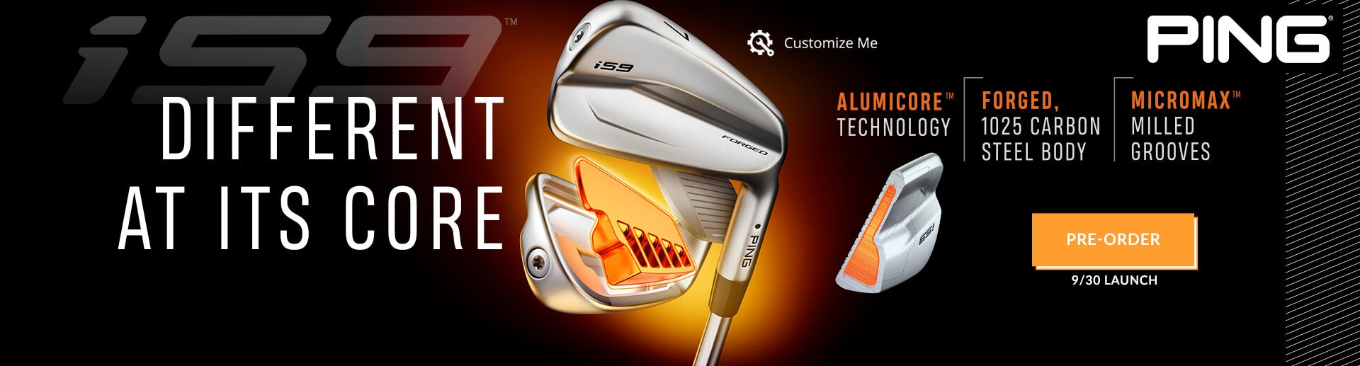 Ping i59 Irons