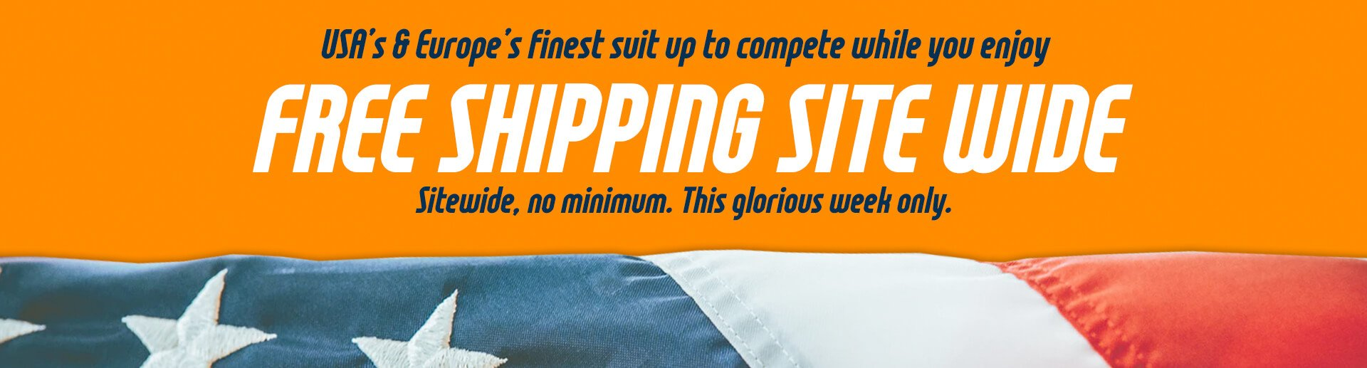 RC Free Shipping