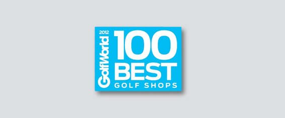 Golf World Top 100 Golf Shops