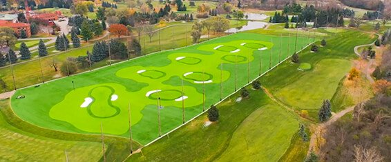 Carl's Golfland Plymouth Range Renovation