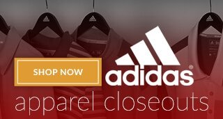 Adidas Closeout Apparel
