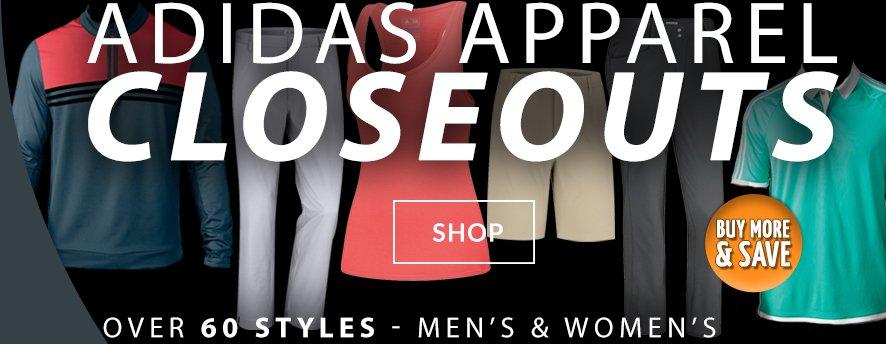 Adidas Closeouts