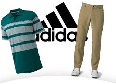 Adidas Men's Apparel
