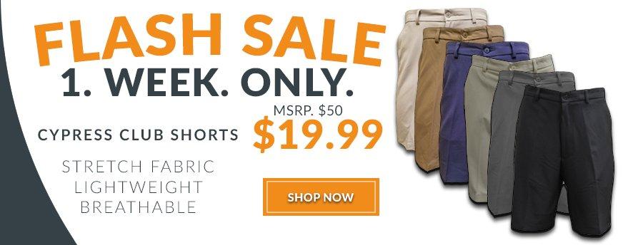 Cypress Club Shorts