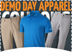 Demo Day Apparel Savings