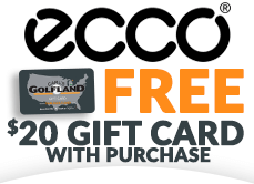 Ecco Gift Card Promotion