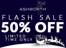 Ashworth Flash Sale