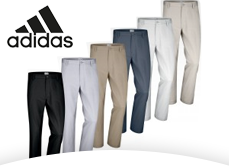 Adidas Flat Front