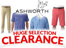 Ashworth Closeouts