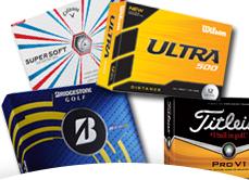 Golf Balls Promotion