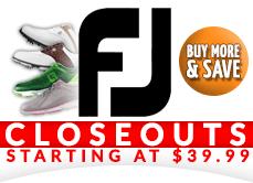 FootJoy Closeouts