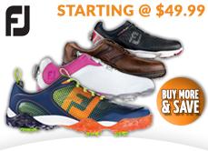 FootJoy Closeout Shoes