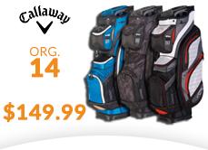Callaway Org. 14 Cart