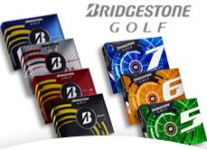 Bridgestone Balls